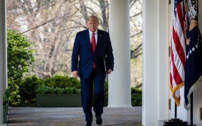 President Trump Passes Bill on National Intelligence Surveillance
